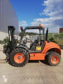 Ausa C 250 H C250Hx4 all-terrain forklift used