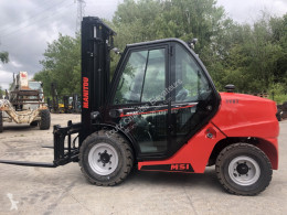 Manitou MSI30D all-terrain forklift used
