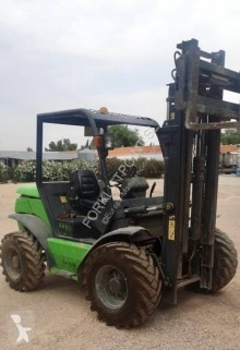 Agria TH250 all-terrain forklift