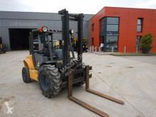 Ausa C 250 H all-terrain forklift used