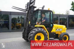 Stivuitor toate terenurile JCB 926 , 4x4, 1500 mth ! , 2.600kg - 5,5m second-hand