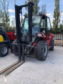 Manitex M30.4 all-terrain forklift used