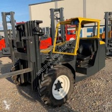 Stivuitor toate terenurile Manitou Combilift RT second-hand