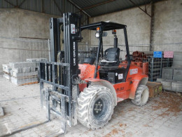 FD25S all-terrain forklift used