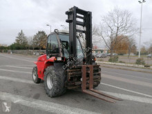 Ruw-terrein heftruck Manitou MC50 tweedehands