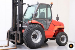 Manitou M30-4T all-terrain forklift used