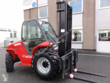 Manitou all-terrain forklift M50.4 4x4x4