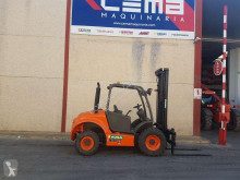 Ausa C 200 H all-terrain forklift used