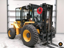 JCB 930-4TH all-terrain forklift used