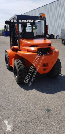 Ausa C 150 HI fd15 all-terrain forklift used
