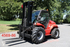 Manitou M 50 - 4 P ST 3B all-terrain forklift used
