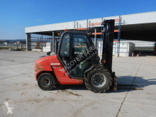 Manitou MSI 30 T all-terrain forklift used