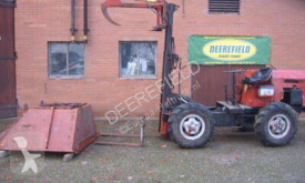 DEUTZ-FAHR Dumper / heftruck in 1 all-terrain forklift used