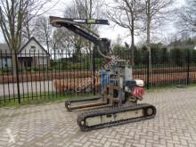 Minikran koop hinowa TP2000 rupsheftruck/vacuumlift