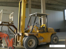 Caterpillar B-16 all-terrain forklift used