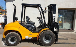 FD35T-C4WD all-terrain forklift used