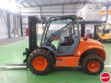 Ausa C-250H X 4 all-terrain forklift used