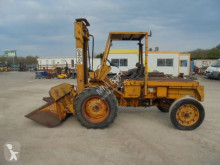 L 205 all-terrain forklift used