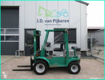 Carretilla todoterreno Ausa Prins PFD15A 1.5t Kubota diesel sideshift 4x hydrauliek usada