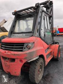 Chariot tout terrain Fenwick-Linde H70D