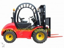 Dragon Loader all-terrain forklift