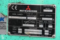 Преглед на снимките Високопроходим мотокар nc MITSUBISHI - FD60