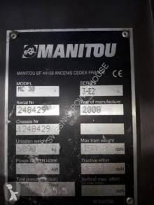 Преглед на снимките Високопроходим мотокар Manitou Wózek widłowy MC 30