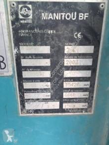 Преглед на снимките Високопроходим мотокар Manitou M26-4