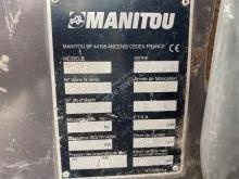 Преглед на снимките Високопроходим мотокар Manitou MH 20-4