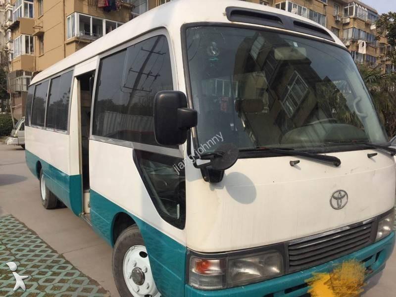 Voir les photos Autobus Toyota Coaster 23 seats