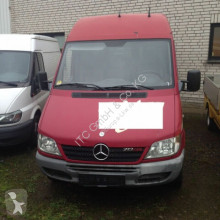 Mercedes 213 CDI Hoch Lang used minibus