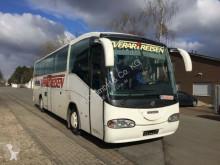 Autokar Scania Reisebus Schlaf und Sitzplätze German Bus turistický ojazdený
