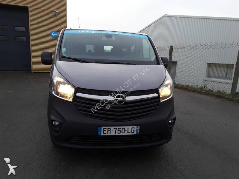 Vedere le foto Pullman Opel Vivaro