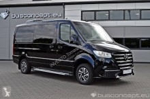 Autobús minibús Mercedes Sprinter 319 cdi aut 9pl refrigerator towbar