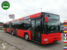 MAN city bus A23 - DPF
