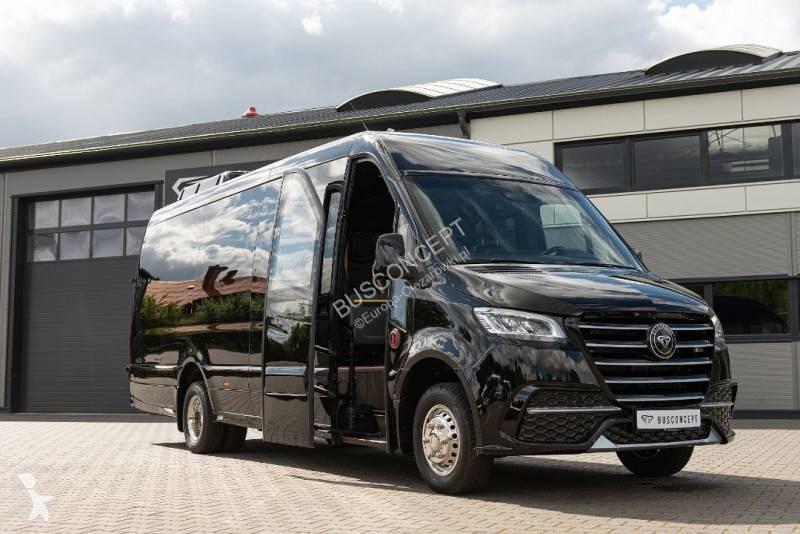 Zobaczyć zdjęcia Autobus Mercedes Sprinter Sprinter 519 cdi 11+1+1 pl XXL VIP Class