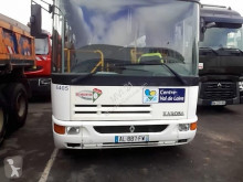 Irisbus Recreo bus damaged intercity
