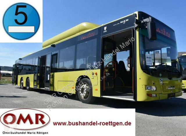 Voir les photos Autobus MAN A 26 Lion´s City L / NL 313 CNG