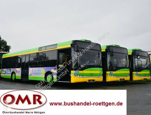 Voir les photos Autobus Solaris Urbino 12/Citaro/530/A 20/A 21/2 x vorh.