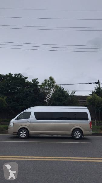 Ver as fotos Camioneta Toyota HIACE