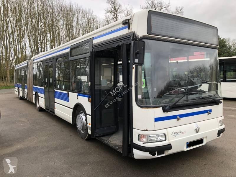 Voir les photos Autobus Renault agora articulé