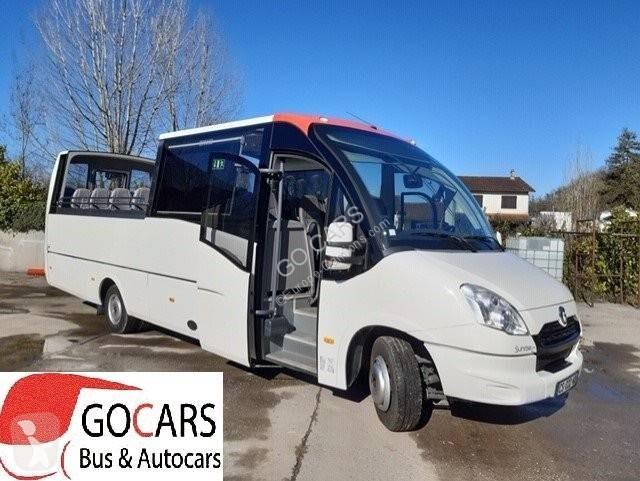 Voir les photos Autobus Iveco sunrise atomic cabriolet