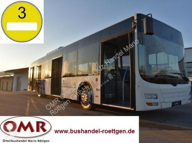 Zobaczyć zdjęcia Autobus MAN A 37 Lion's City / 3 türig / A20 / A21 / org. km