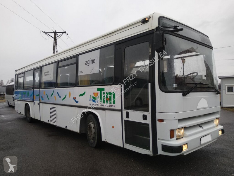 Voir les photos Autobus Renault Tracer
