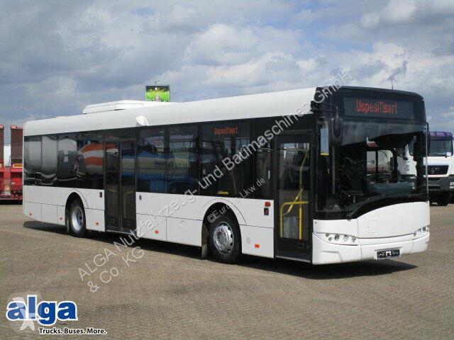 Voir les photos Autobus Solaris Urbino 12 LE, Euro 5, Klima, Rampe, 41 Sitze
