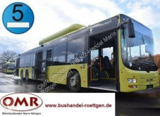 Used city bus MAN A 44 Lion`s City LLE CNG / A 26 / NL 313