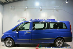 Mercedes Vito 115 CDI Extra Lang Automatik 7-Sitze Klima gebrauchter Kleinbus
