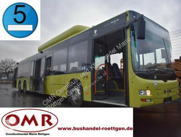 View images MAN A 44 Lion`s City LLE CNG / A 26 / NL 313 bus