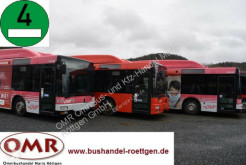 Used city bus MAN A 20 CNG / 3x verfügbar / Lion's City / O 530
