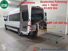 Mercedes 315 CDI/A 5x Rollstuhl + 7 Sitze el. Rampe Klima